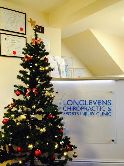 clinic christmas tree