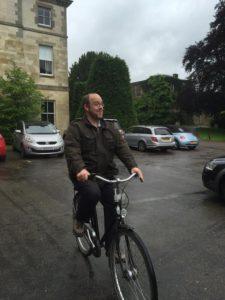 James Bike 2